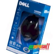 Mouse Dell Blue Opticall 1200DPI