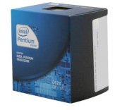Intel Pentium G620 Sandy Bridge (2.60 GHz, 3Mb L3 Cache, socket 1155, 5 GT/s DMI)