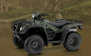 Honda FourTrax Foreman Rubicon 2012