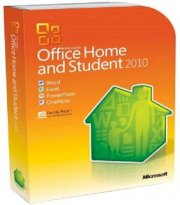 Office Home and Student 2010 32-bit/x64 English Asia Other DVD