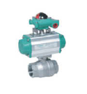 Kingdom KV-L31 3 PC 1000 WOG Butt Welded End Ball Valve
