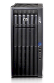 HP Z800 Workstation (VA789UA) (2x Intel Xeon X5650 2.66GHz, RAM 6GB, HDD 1TB, No VGA, Windows 7 Professional 64, Không kèm màn hình)