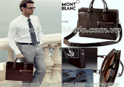 Cặp Da Montblanc For Business NA668