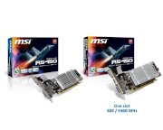 MSI R5450-MD1GD3H/LP (ATI Radeon HD 5450, GDDR3 1024MB, 64 bit, PCI-E 2.0)