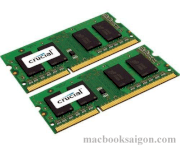 Crucial Ballistix Tracer - DDR3 - 8GB (2x4GB) - bus 1333MHz - PC3-10600 kit
