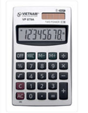Vietnam Calculator VN-879A