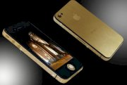 Goldstriker Apple iPhone 4S Crystal Gold Deluxe