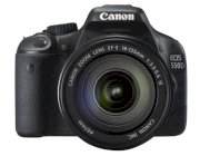 Canon EOS 550D (Rebel T2i / EOS Kiss X4) ( 18-135mm F3.5-5.6 IS ) Lens kit