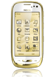 Nokia C7 Oro Gold Edition
