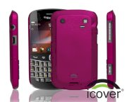 iCover BlackBerry 9900 Rubber (Pink)