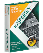 Kaspersky Mobile Security 9 - 1 Máy/ năm - Hỗ trợ thêm Android & Blackberry
