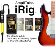 iRig Your Guitar Tone on Your iPhone