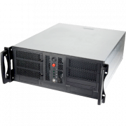 Server Cybertron Quantum QBA2420 4U Rackmount Server (AMD PHENOM II X6 1055T 2.80GHz, RAM DDR3 8GB, HDD SATA3 500GB, 4U Rackmount Chassis No PSU Chassis)