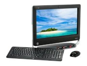 Máy tính Desktop HP TouchSmart 320-1030 All in one (WA808UA) (AMD Dual-Core A4-3400 2.7GHz, 4GB RAM, 1TB HDD, AMD Radeon HD 6410D, LCD 20 inch, Windows 7 Home Premium 64 bit)