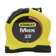 "Stanley MAX 33-799 - 25' x 1"" Tape Measure with AirLock"