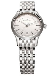 Đồng hồ đeo tay Maurice Lacroix Les Classiques ladies watch features an ivory dial Model LC1026-SS002-130