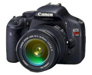 Canon Rebel T2i (EOS 550D / EOS Kiss X4) (EF-S 18-55mm F3.5-5.6 IS) Lens Kit