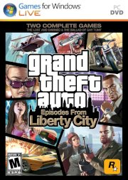 Grand Theft Auto 4: Episodes From Liberty City (PC)