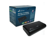 Justec JSH500P 5Port 10/100Mbps Fast Ethernet Switch