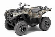 Yamaha Grizzly 300 Automatic 2012