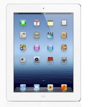 Apple The New iPad 16GB iOS 5 WiFi 4G Cellular - White