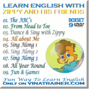 Learn English with Zippy and his Friends (EB125)