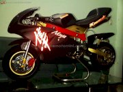 Moto Mini Giang Long 50cc SX-Black