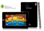 Nec V3 (Samsung S5PC100 800MHz, 256MB RAM, 4GB Flash Driver, 7 inch, Android OS v2.3)