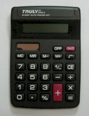 Truly Calculator 806B-8