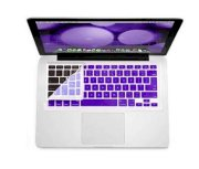 iSKIN ProTouch FX Apple MacBook/Pro/Air Excite Purple keyboard cover