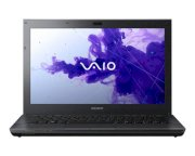 Sony Vaio SVS-13112EG/B (Intel Core i5-3210M 2.5GHz, 4GB RAM, 500GB HDD, VGA Intel HD Graphics 4000, 13.3 inch, Windows 7 Home Basic 64 bit)