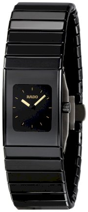 Rado Women's R21540252 Ceramica Black Dial Watch