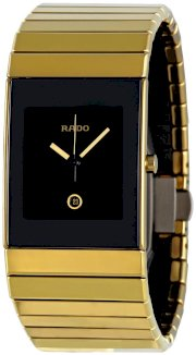 Rado Women's R21894402 Ceramica Black Dial Watch