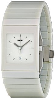 Rado Men's R21711022 Ceramica White Dial Watch