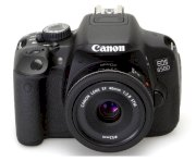 Canon EOS 650D (EOS Rebel T4i / EOS Kiss X6i) (EF 40mm F2.8 STM) Lens Kit
