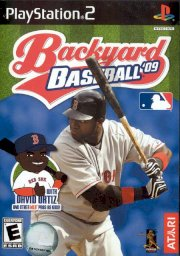 Backyard Baseball ' 09 (PS2)