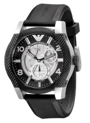 Armani Automatic Silver Dial Men's Watch - AR4630