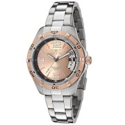 Invicta Women's 0092 II Collection Sport Day Stainless Steel Watch