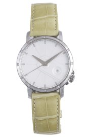RSW Women's 6340.BS.A5.21.D0 Armonia Camel Brown Leather Diamond Date Watch