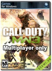 Call of Duty MW3 Multiplayer only (PC)