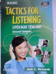 Tactics For Listening - Luyện thi Tiếng Anh