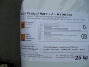Nikel Sulphat, NiSO4.6H2O