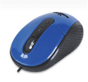 Manhattan RightTrack Mouse Blue