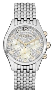 Paris Hilton Women's PH.13107MS/04MA Beverly Crystal Paved Dial Watch