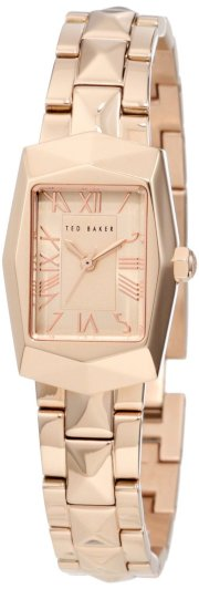 Ted Baker Women's TE4063 Right On Time Custom Jewelry Design Case Watch