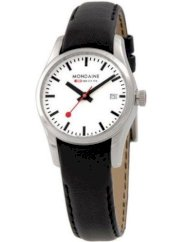 Mondaine A6293034111SBB Retro Date Ladies Watch