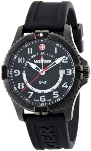 Wenger - Men's Watches - Squadron GMT - Ref. 77073