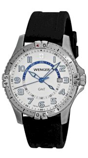 Wenger - Men's Watches - Squadron GMT - Ref. 77070