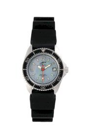 Chris Benz One Lady Caribbean - Black KB Wristwatch for Her Diving Watch
