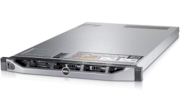 Server Dell PowerEdge R620 - E5-2670 (Intel Xeon E5-2670 2.6Ghz, Ram 4GB, HDD 250GB, DVD, Raid H310 (Raid 0,1,5,10), 495W)